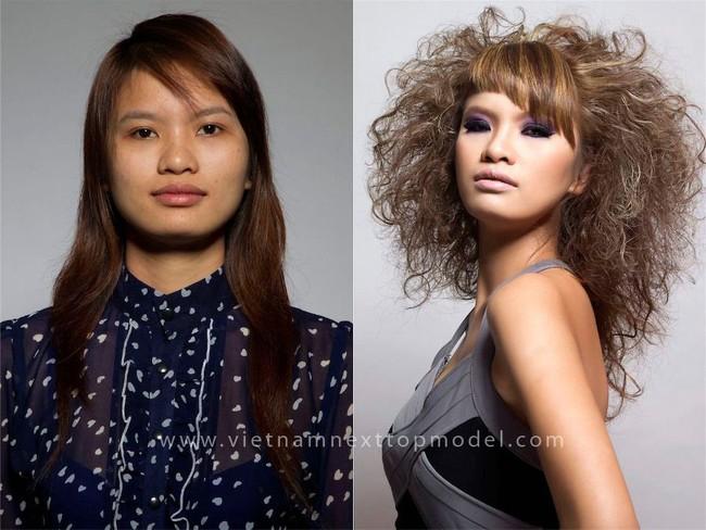 Cắt tóc như Vietnams Next Top Model thế này thì thà đừng cắt cho xong! - Ảnh 1.