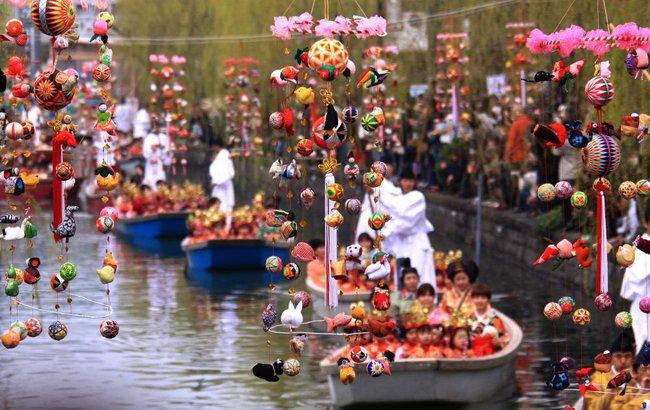 Ngày vui nhất của trẻ em Nhật Bản trong năm: Lễ hội búp bê toàn quốc - Ảnh 6.