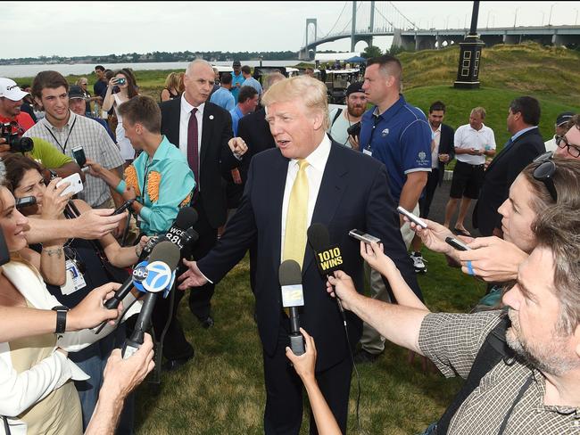 Không người mẫu, cũng chẳng phải ca sĩ, 15 người Donald Trump