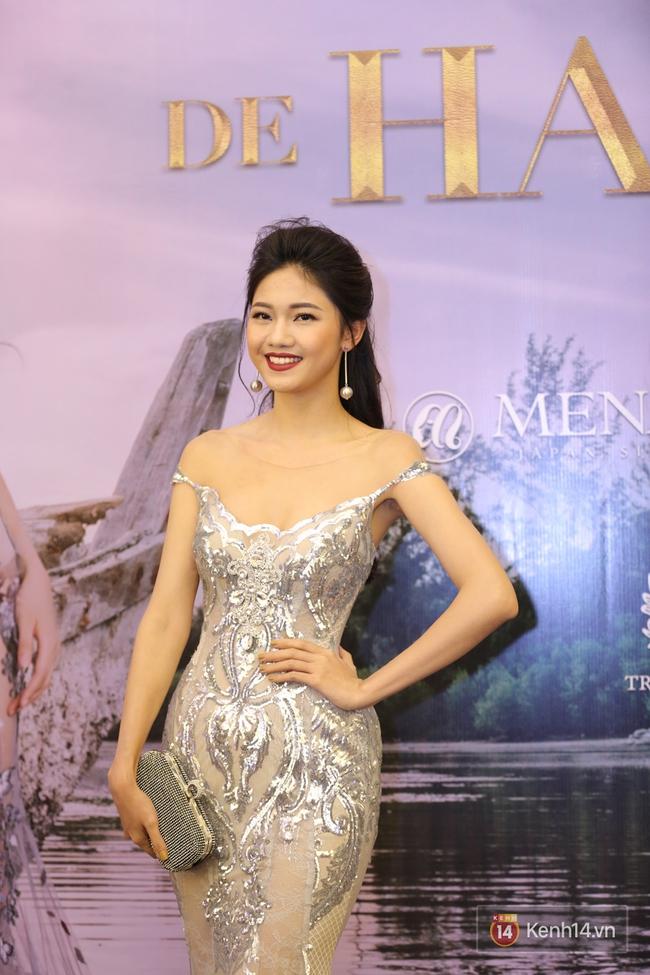 Hoa hậu Mỹ Linh đẹp dịu dàng, Tú Anh dừ bất ngờ, Mai Phương Thúy tái xuất trên thảm đỏ show Hoàng Hải - Ảnh 8.