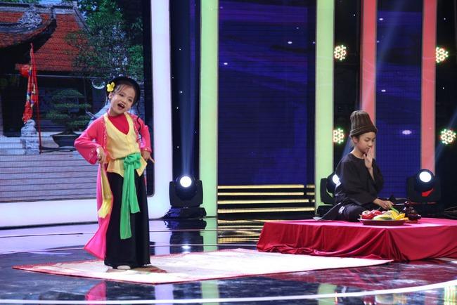 Ca nương nhỏ tuổi nhất Việt Nam khiến diva Mỹ Linh bất ngờ - Ảnh 5.