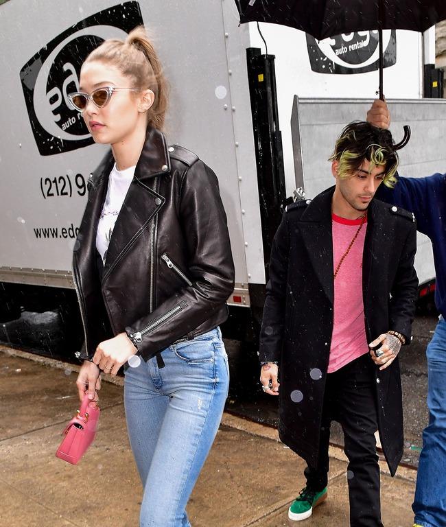 Gigi Hadid và Zayn bỗng hết đẹp đôi vì nàng quá xinh, còn chàng lại xuống sắc