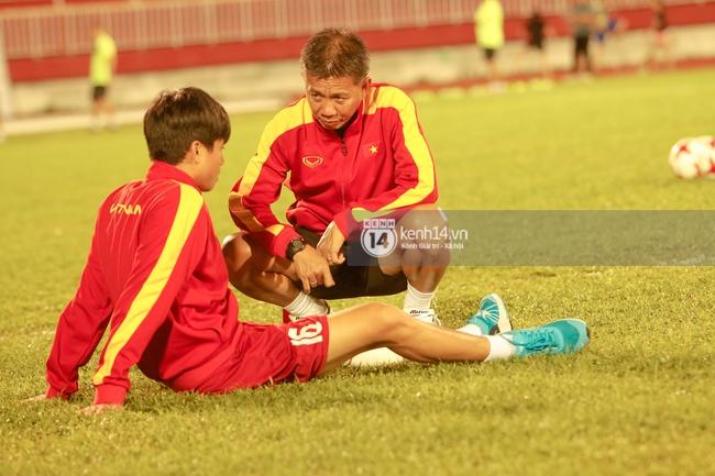 Vỡ mộng World Cup, thần đồng của bầu Đức buồn não nề trong buổi tập của U20 Việt Nam - Ảnh 6.