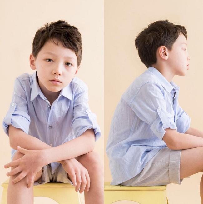 Cậu bé 9 tuổi nói thạo 4 thứ tiếng đốn tim dân mạng bằng vẻ đẹp lai ngọt ngào - Ảnh 6.