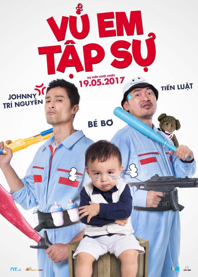 Vừa công bố trailer, Vú em tập sự bị khán giả nghi ngờ mượn ý tưởng phim Thành Long - Ảnh 1.