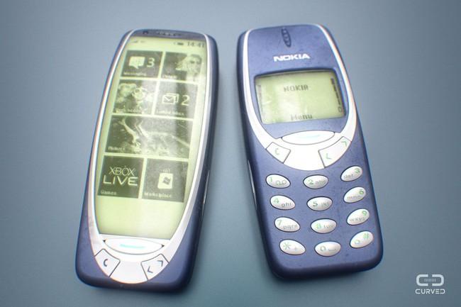 Nokia 3310 nồi đồng cối đá được tái sinh qua loạt ý tưởng độc lạ của fan - Ảnh 4.
