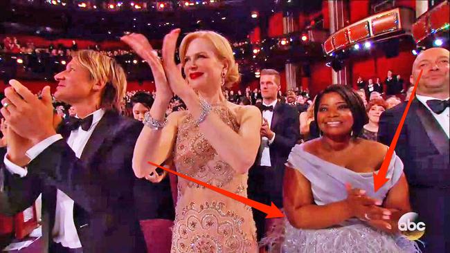 Đây chính là lý do khiến nàng thiên nga nước Úc Nicole Kidman vỗ tay dị đến vậy - Ảnh 6.