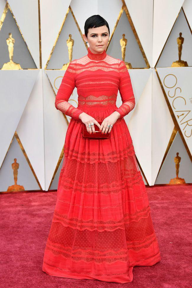 Oscar 2017: Bên cạnh loạt váy áo đẹp lộng lẫy cũng không thiếu những bộ làm tụt cảm xúc - Ảnh 14.