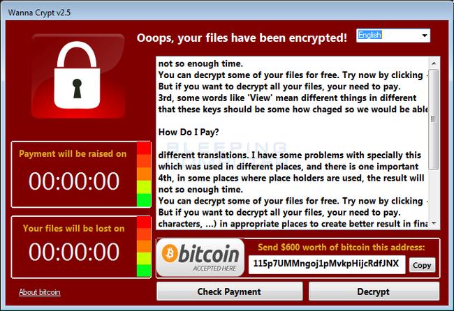 Trong khi virus WannaCry chưa được xử lí triệt để, 4 đồng đội khác của nó đã xuất hiện - Ảnh 3.