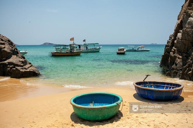 Hãy đến Eo Gió hè này để tận mắt nhìn tuyệt tác thiên nhiên ngay giữa Việt Nam mình - Ảnh 13.