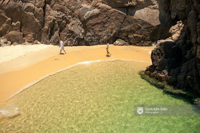 Hãy đến Eo Gió hè này để tận mắt nhìn tuyệt tác thiên nhiên ngay giữa Việt Nam mình - Ảnh 18.