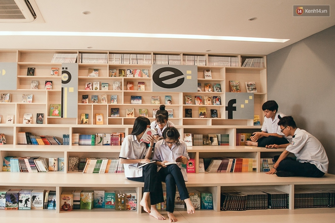 Nhà sách tuyệt đẹp mà bạn có thể nằm dài đọc truyện và chụp ảnh thoải mái tại Sài Gòn - Ảnh 13.