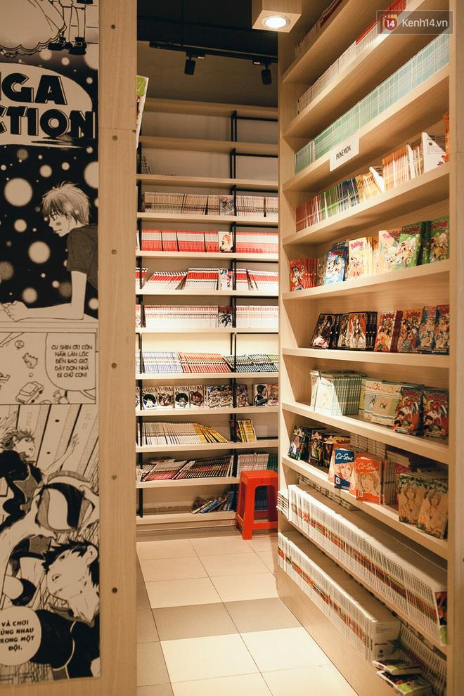 Nhà sách tuyệt đẹp mà bạn có thể nằm dài đọc truyện và chụp ảnh thoải mái tại Sài Gòn - Ảnh 25.