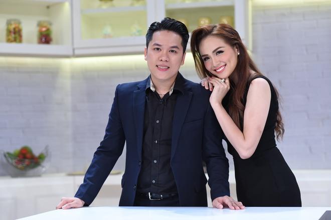 Hoa hậu Diễm Hương khiến chồng cảm thấy nhiều lúc như... bị khùng - Ảnh 4.