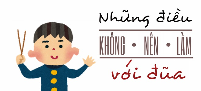 Dùng đũa thế nào để đúng chuẩn của người Nhật Bản, bạn đã biết chưa? - ảnh 2