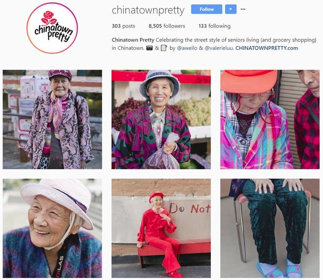 Không đăng hình giới trẻ, tài khoản Instagram này lại tôn vinh street style đi chợ của các cụ già và được hưởng ứng vô cùng - ảnh 1