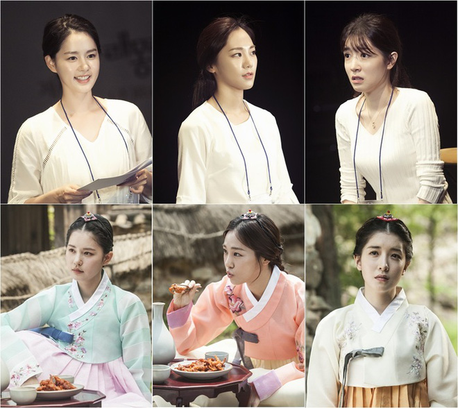 Ba bóng hồng từng bị chàng diễn viên Joo Won đá cùng lúc giờ ra sao? - Ảnh 1.