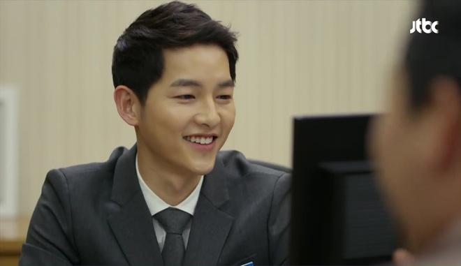 Man to Man: Xuất hiện chỉ 1 phút, Song Joong Ki vẫn lu mờ cả Park Hae Jin! - Ảnh 1.