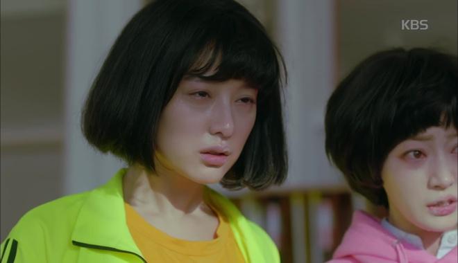 Không ai nghĩ Kim Ji Won cũng để được tóc Bok Joo xinh thế này! - Ảnh 1.