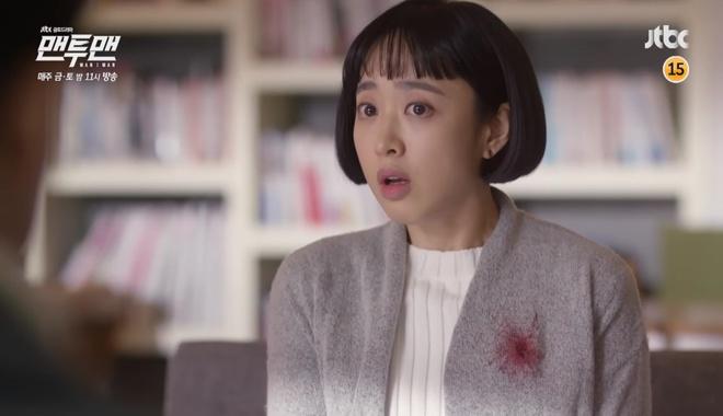 Man to Man: Vừa đeo nhẫn đôi, Park Hae Jin đã rút súng bắn người yêu! - Ảnh 2.