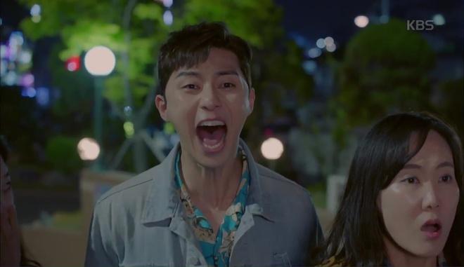 Park Seo Joon ôm chặt Kim Ji Won, mếu máo xin chơi chung - Ảnh 6.