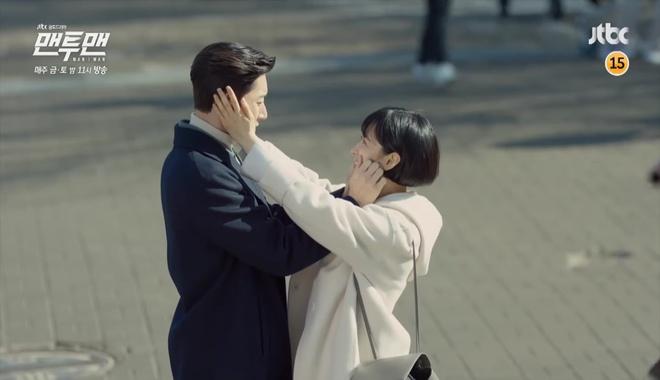 Man to Man: Vừa đeo nhẫn đôi, Park Hae Jin đã rút súng bắn người yêu! - Ảnh 5.