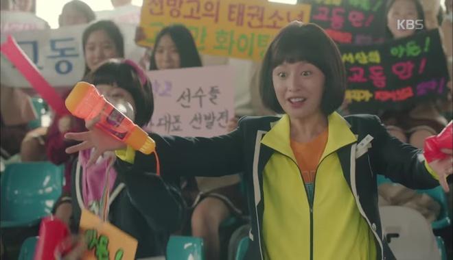 Không ai nghĩ Kim Ji Won cũng để được tóc Bok Joo xinh thế này! - Ảnh 8.