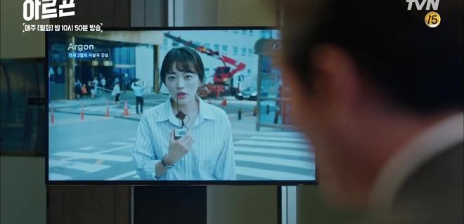 Bông hồng xứ Hàn bỗng... chửi thề ầm ầm trên sóng truyền hình - Ảnh 12.