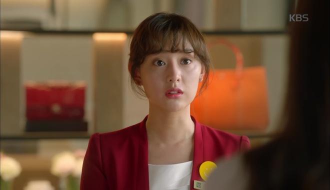 Không ai nghĩ Kim Ji Won cũng để được tóc Bok Joo xinh thế này! - Ảnh 14.