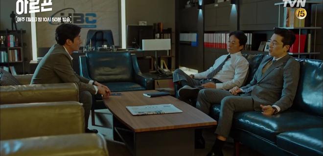 Bông hồng xứ Hàn bỗng... chửi thề ầm ầm trên sóng truyền hình - Ảnh 16.