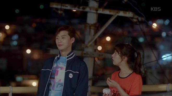 HOT: Náo loạn trước cảnh giường chiếu của Park Seo Joon và Kim Ji Won! - Ảnh 15.