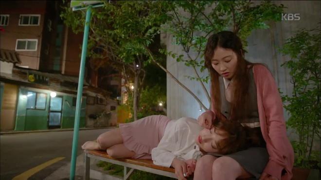 HOT: Náo loạn trước cảnh giường chiếu của Park Seo Joon và Kim Ji Won! - Ảnh 20.