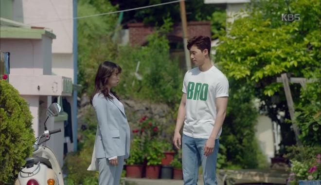 Park Seo Joon ôm chặt Kim Ji Won, mếu máo xin chơi chung - Ảnh 24.