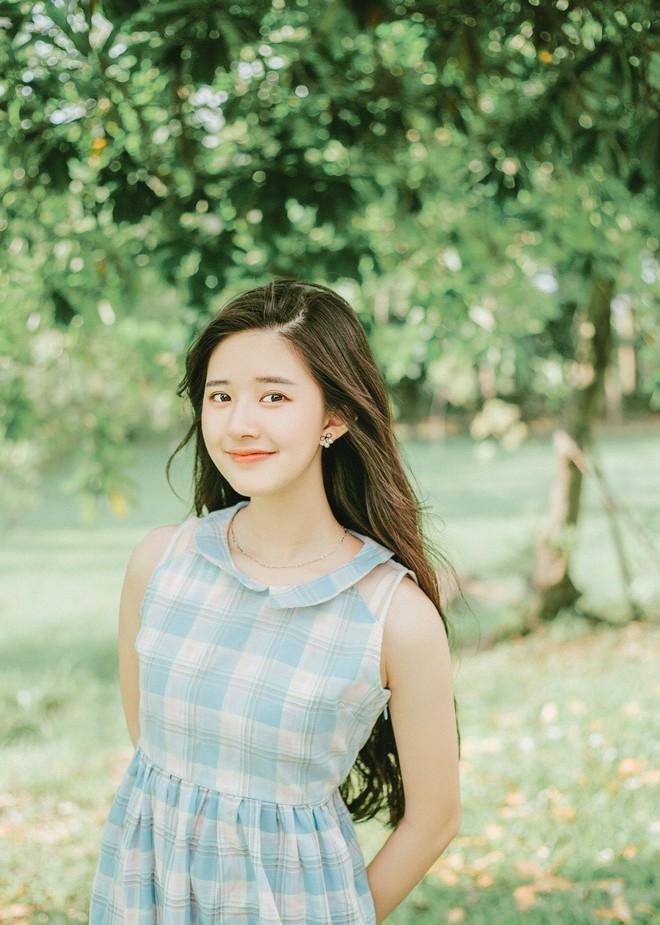Cô bạn Trung Quốc với vẻ đẹp được ví như nắng sớm khiến người ta nhớ mãi không quên - Ảnh 8.