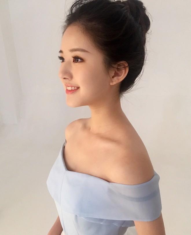 Cô bạn Trung Quốc với vẻ đẹp được ví như nắng sớm khiến người ta nhớ mãi không quên - Ảnh 9.