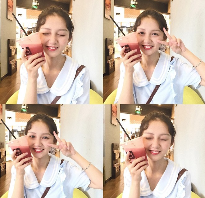 Cô bạn Trung Quốc đốn tim người đối diện chỉ với 1 nụ cười siêu dễ thương - ảnh 5
