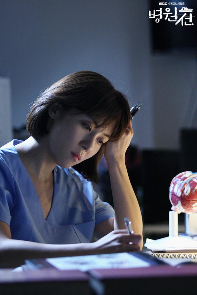 Hospital Ship - Tác phẩm y khoa rất đáng xem của Ha Ji Won - Ảnh 3.
