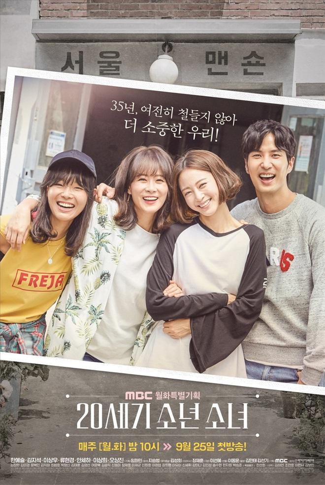 11 phim Hàn tuyệt hay gồm toàn trai xinh gái đẹp lên sóng tháng 10 - Ảnh 2.