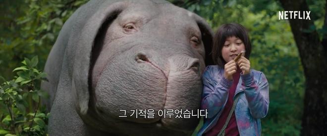 Okja - Con quái vật Hàn Quốc gây ấn tượng tại Cannes 2017 - Ảnh 2.