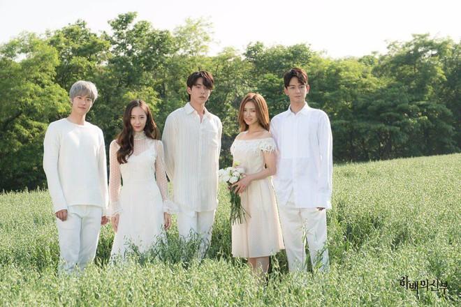 Bạn có biết: Thủy thần đẹp trai Nam Joo Hyuk lại chính là... Hà Bá! - Ảnh 9.