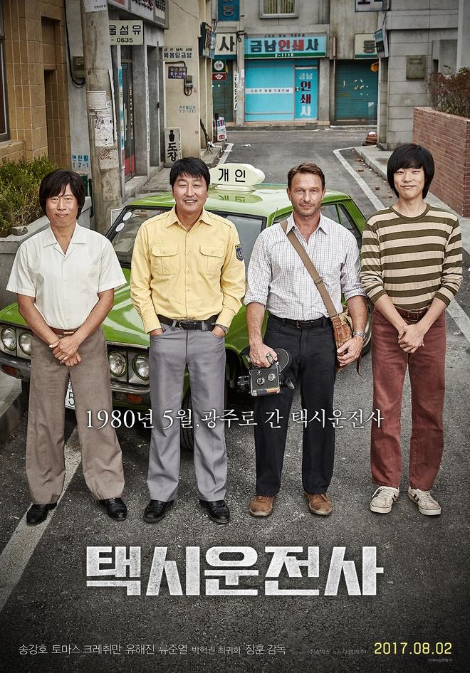 Phim Hàn tháng 8: Lee Jong Suk, Park Seo Joon và Kang Ha Neul đổ bộ! - Ảnh 2.