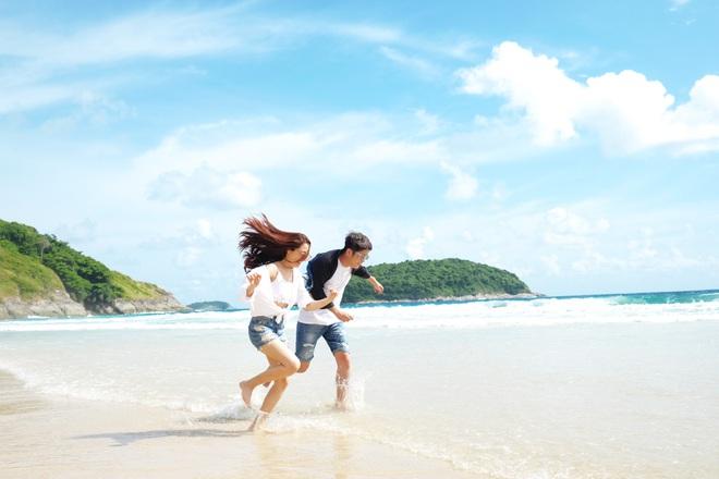 Bảo Anh - Bùi Anh Tuấn kết hợp quay MV mới tại Thái Lan, gửi gắm thông điệp tuổi trẻ yêu hết mình - Ảnh 1.
