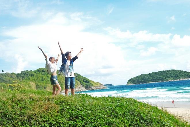 Bảo Anh - Bùi Anh Tuấn kết hợp quay MV mới tại Thái Lan, gửi gắm thông điệp tuổi trẻ yêu hết mình - Ảnh 7.