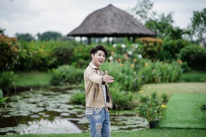"""Noo Phước Thịnh - Lou Hoàng lần đầu song ca, """"kéo thêm"""" An Nguy góp mặt trong MV"""