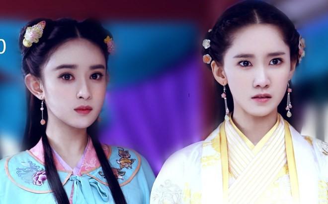 Đứng chung một khung hình, mĩ nhân Hoa - Hàn dìm nhau đến thế nào? - ảnh 6