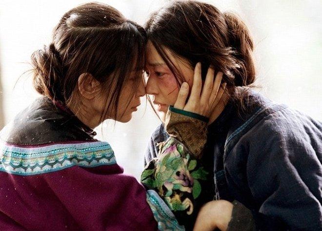 Đứng chung một khung hình, mĩ nhân Hoa - Hàn dìm nhau đến thế nào? - ảnh 14