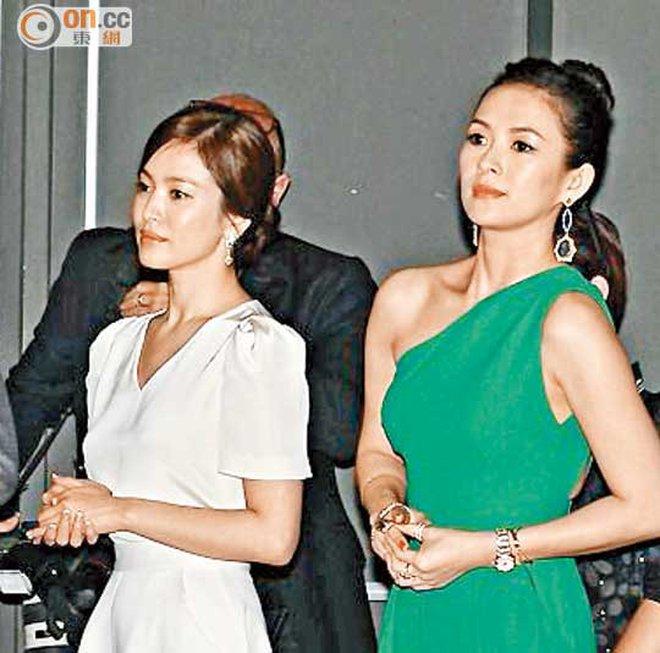 Đứng chung một khung hình, mĩ nhân Hoa - Hàn dìm nhau đến thế nào? - ảnh 35