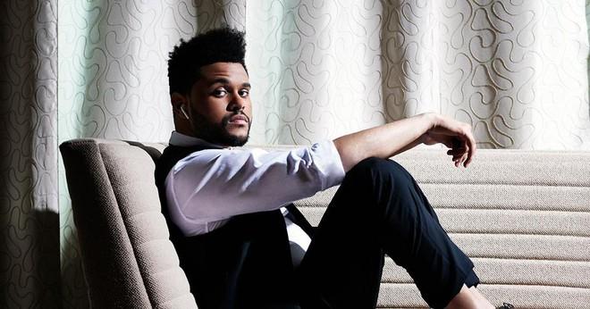 The Weeknd - Kẻ vô gia cư nghiện ngập giờ thành siêu sao thu nhập nghìn tỷ và có bạn gái đẹp! - Ảnh 3.