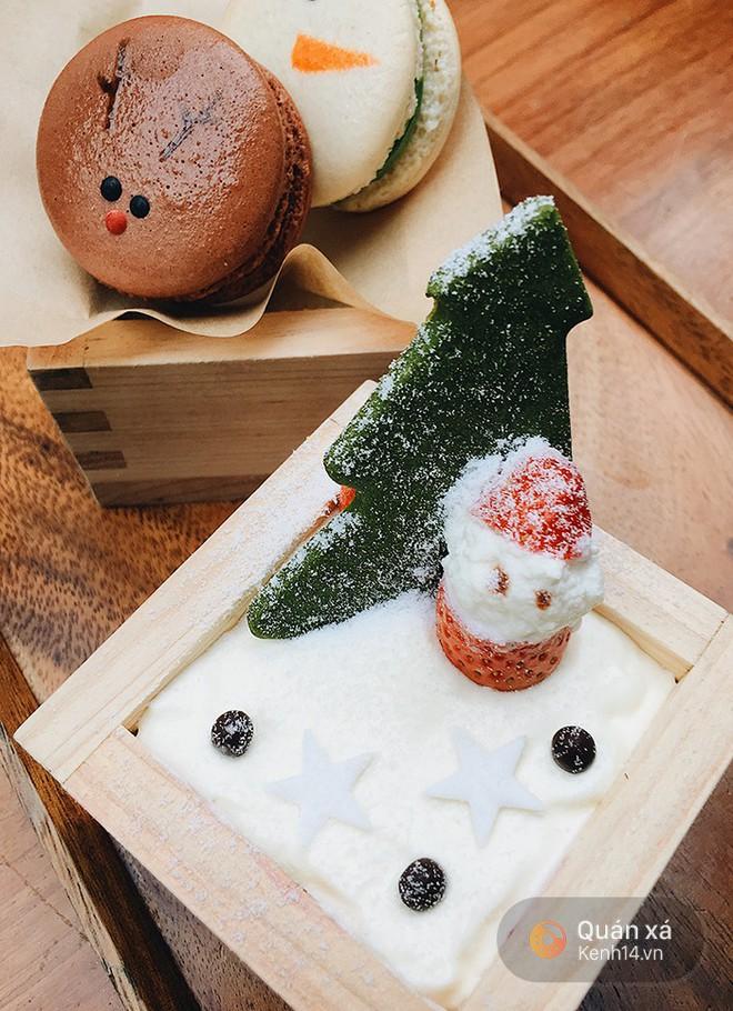 Điểm danh ngay loạt món ngọt mới toanh dành riêng cho mùa Giáng sinh ở Sài Gòn - Ảnh 11.