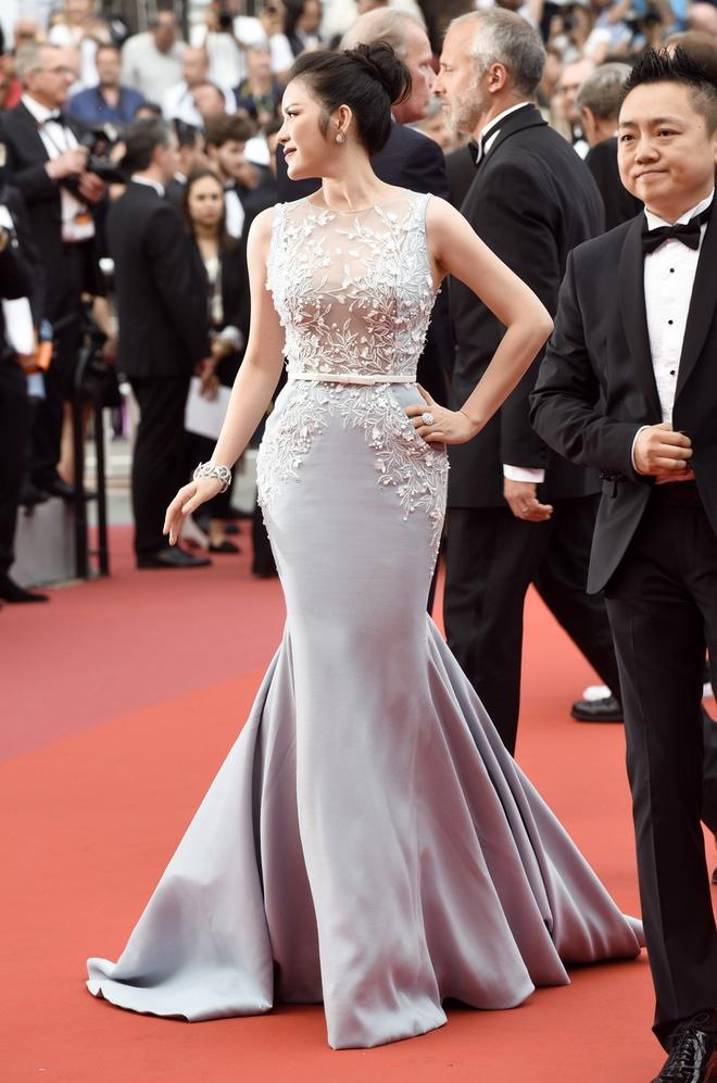 Lý Nhã Kỳ diện cây hàng hiệu hơn 4 tỷ lộng lẫy trên thảm đỏ LHP Cannes - Ảnh 6.